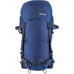 Marmot Eiger 42 Sac à dos, estate blue/total eclipse